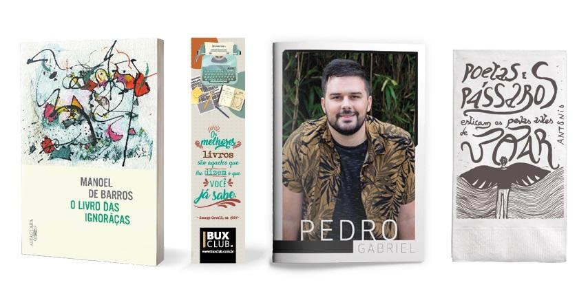Kit Pedro G. - O livro das ignorãças