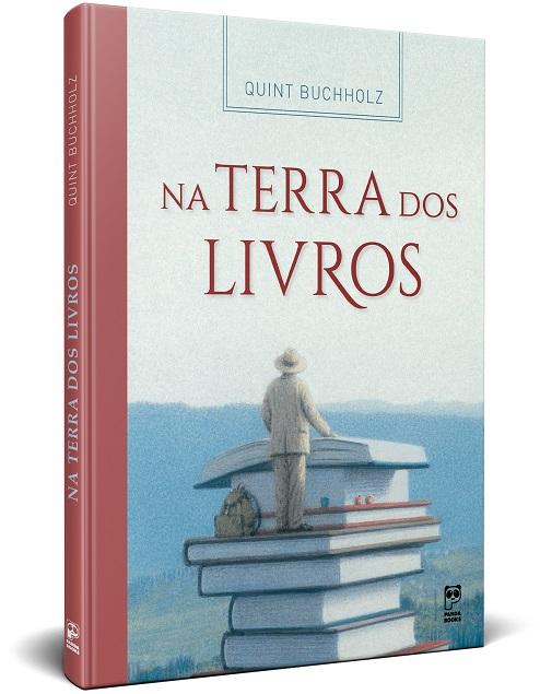Na terra dos livros