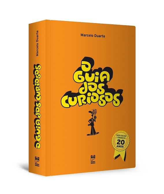 O Guia dos Curiosos - Capa Dura