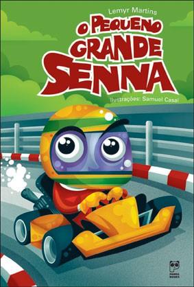 O pequeno grande Senna