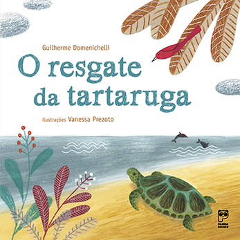 O resgate da tartaruga
