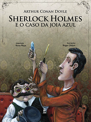 Sherlock Holmes e o caso da jóia azul