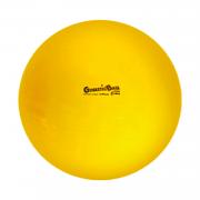 Bola De Pilates Gynastic Ball 45Cm Amarela Carci