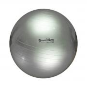 Bola De Pilates Gynastic Ball 65Cm Cinza Carci