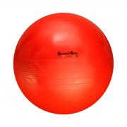 Bola De Pilates Gynastic Ball 55Cm Vermelha Carci