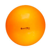 Bola De Pilates Gynastic Ball 75Cm Laranja Carci