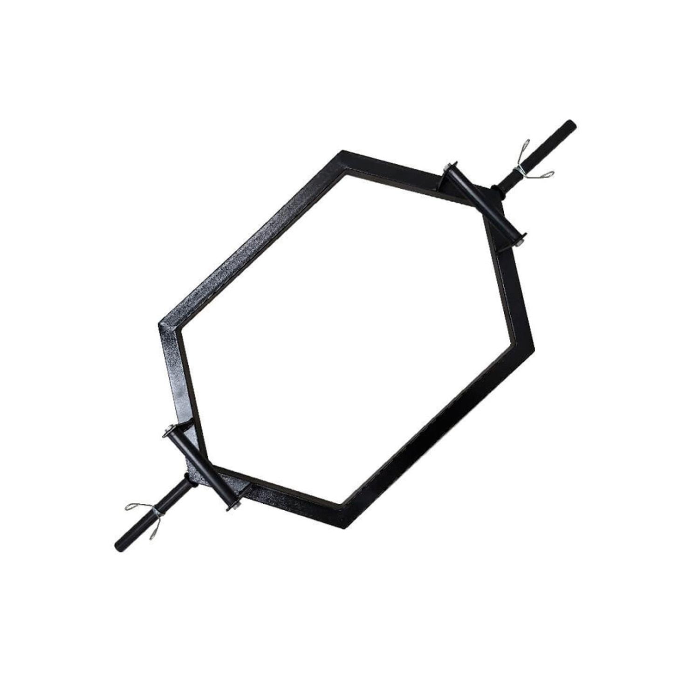 Barra Hexagonal para Agachamento e Funcional Standart