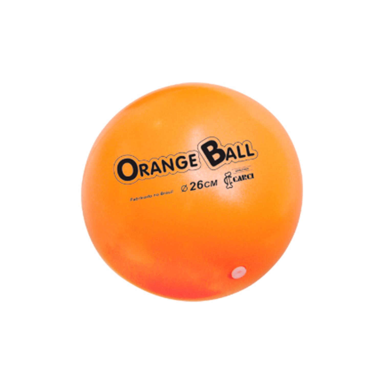 Bola Para Exercícios Orange Ball 26Cm