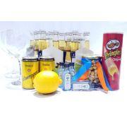Kit Happy Hour Gin - 6 Pessoas