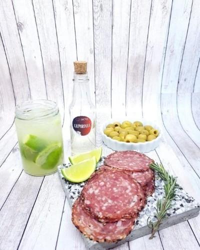 Kit Happy Hour - Caipirinha Tradicional  - Octo em Casa