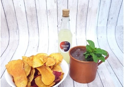 Kit Happy Hour - Moscow Mule  - Octo em Casa