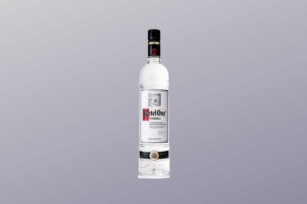 Vodka Ketel One - 1000 ml  - Octo em Casa