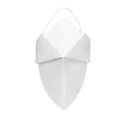Máscara Descartável De Papel (caixa C/100 Unid)