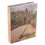 Caixa de Papel Rígido Camboja 30x24x5cm