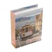 Caixa Livro de Papel California 20x16x5cm
