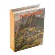 Caixa Livro de Papel Peru 20x16x5cm