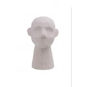 Escultura Face em Poliresina G