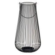 Lanterna de Metal Preta Modelo 2