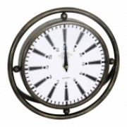 Relógio de Metal De Mesa