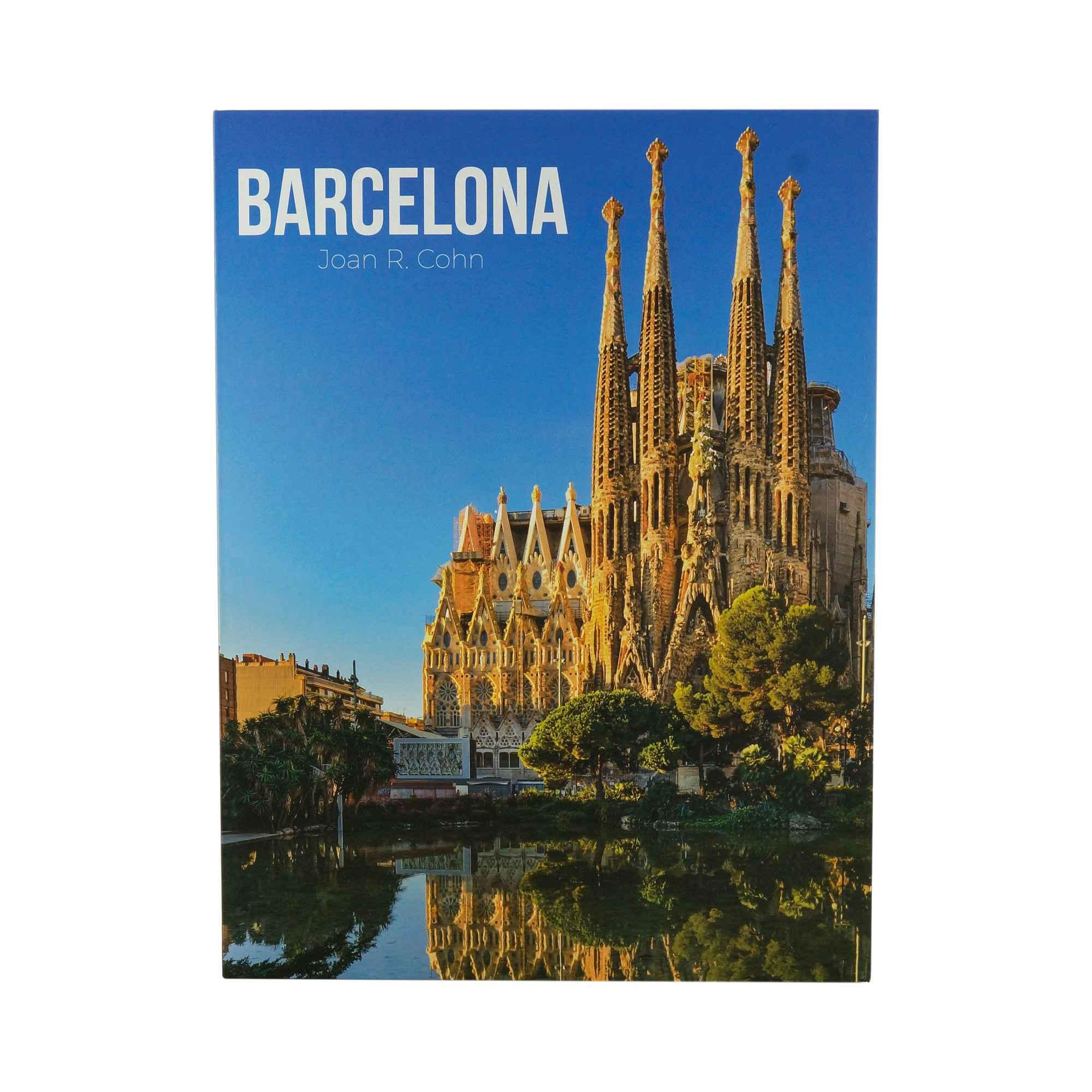 Caixa Livro Barcelona 36x27x5cm