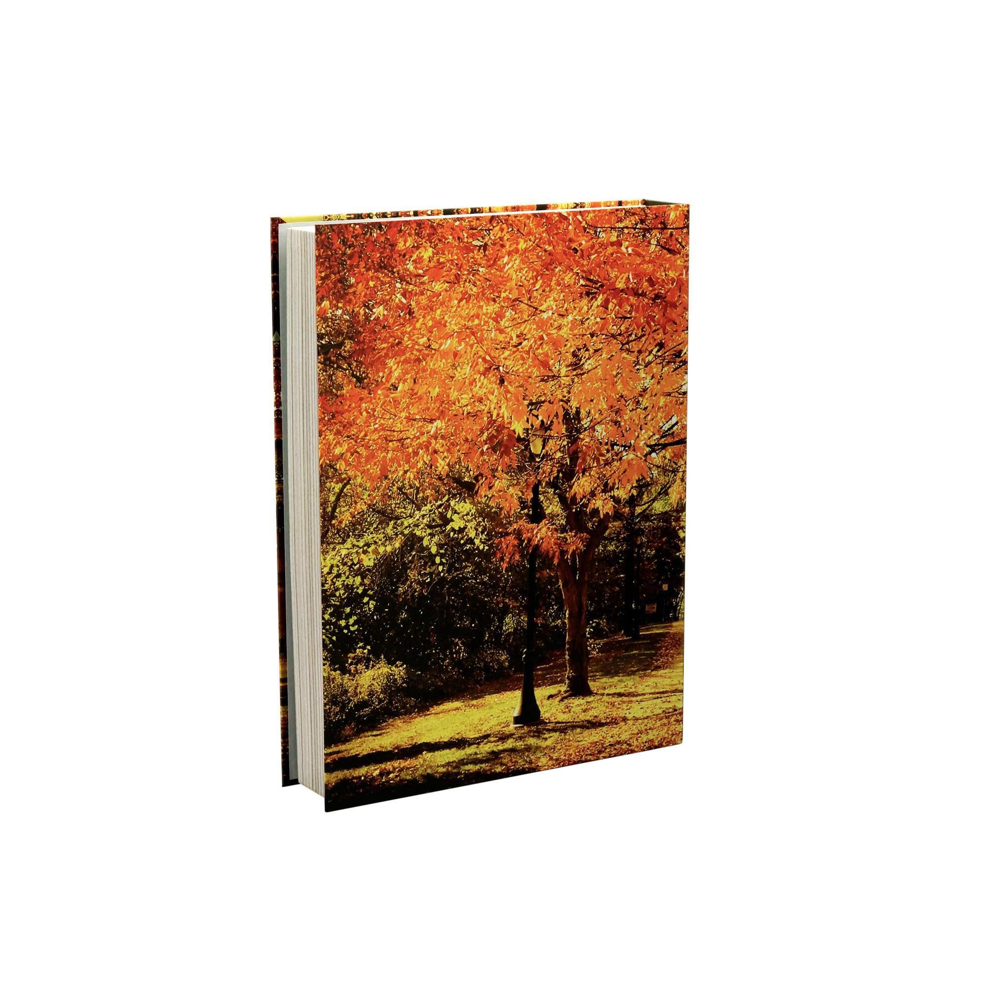 Caixa Livro de Papel Rígido Nature Vivenda