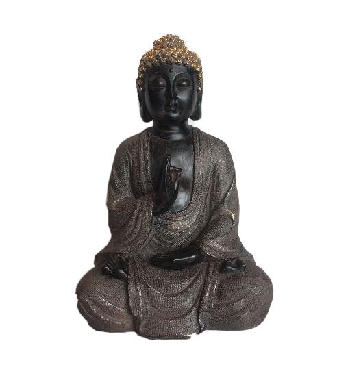 Escultura Buda Sentado