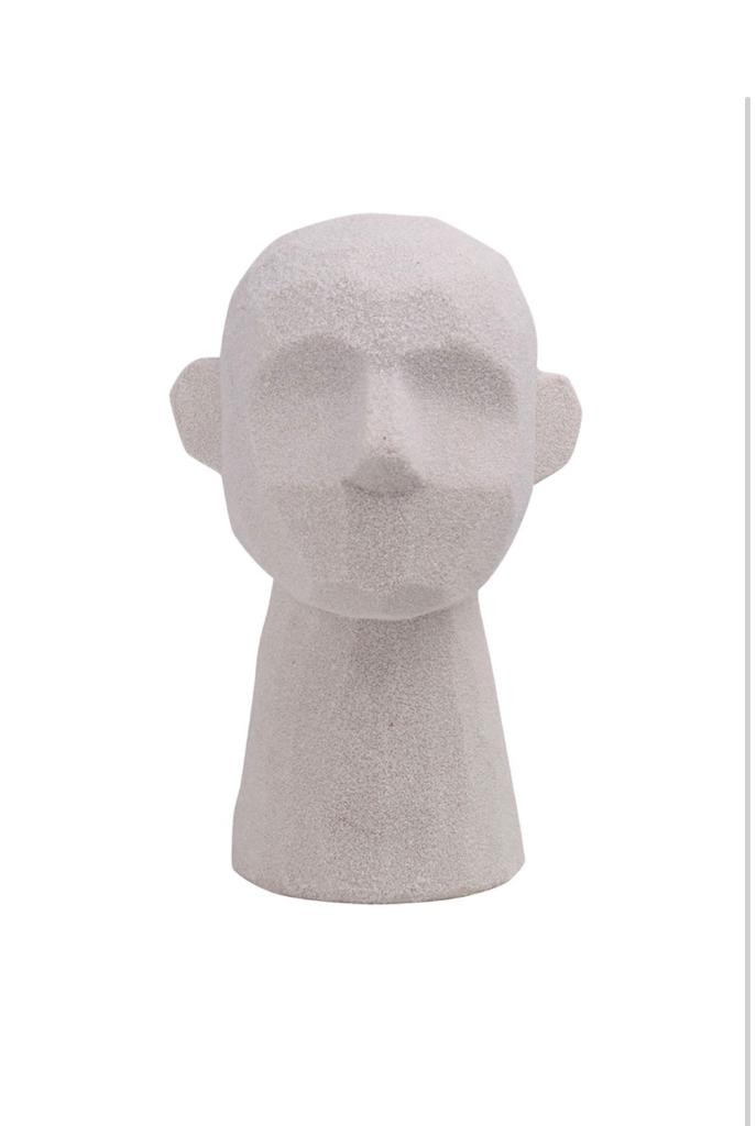 Escultura Face Em Poliresina P