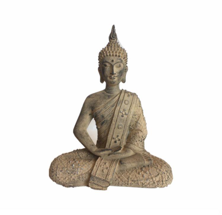 Escultura Indiana de Resina