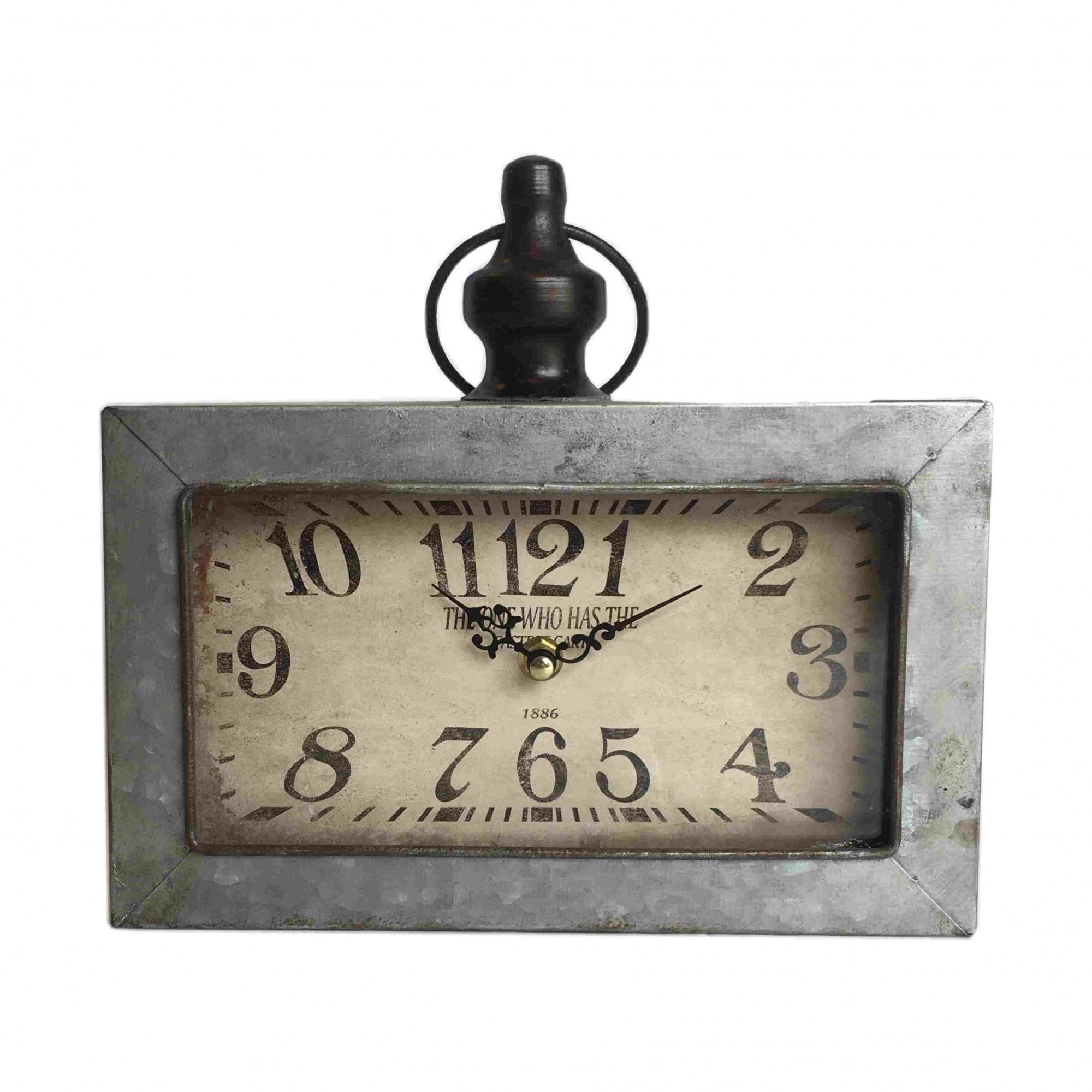 Relógio de Ferro de Parede