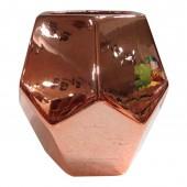 Vaso Rose P 12,5CM X 12,5CM X 12,5CM
