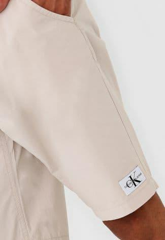 Bermuda Calvin Klein Chino Regular Sarja
