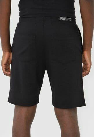 Bermuda Ellus Moletom Basico Jogger