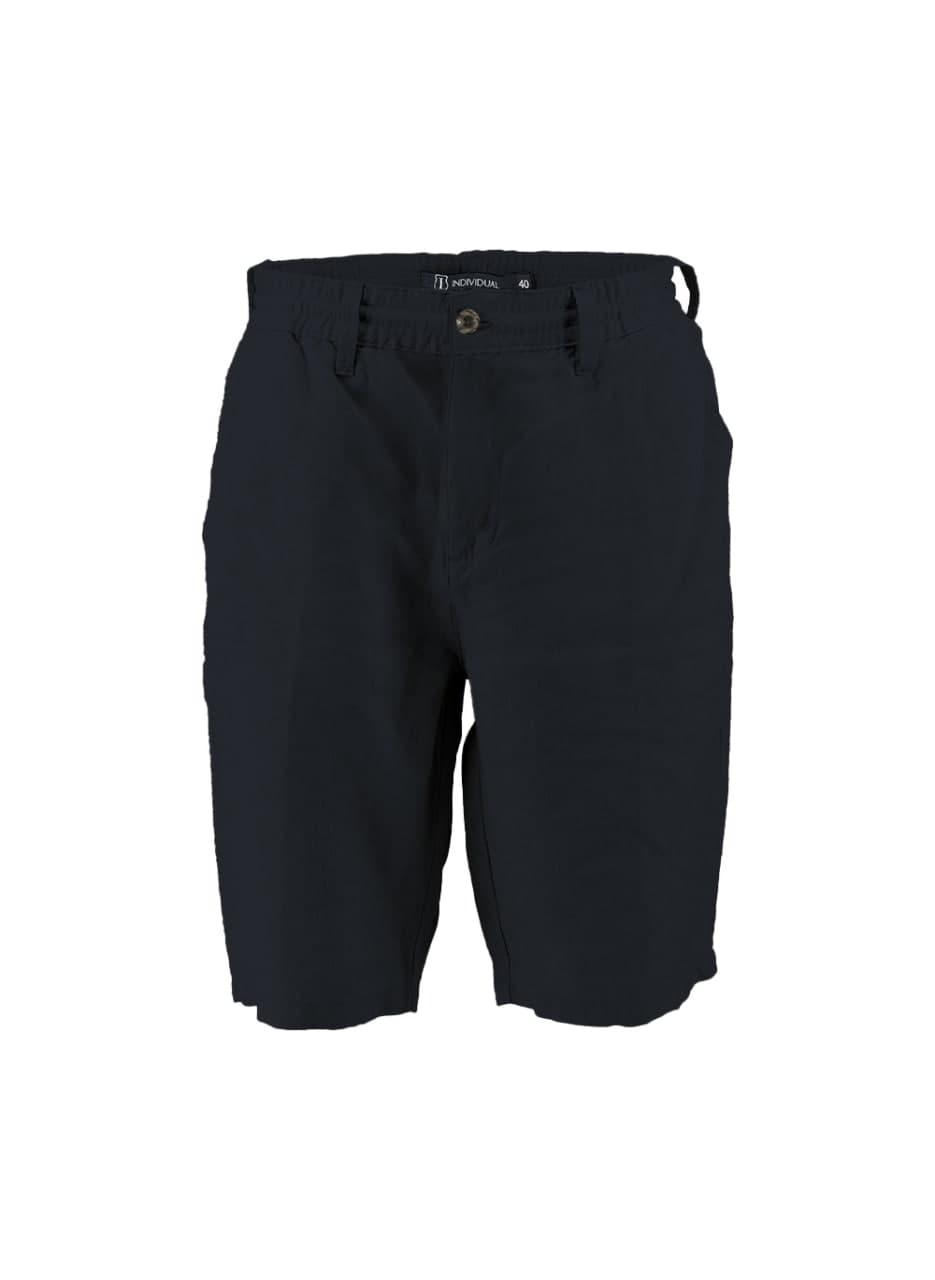 Bermuda Individual Sarja Comfort Bolso Faca