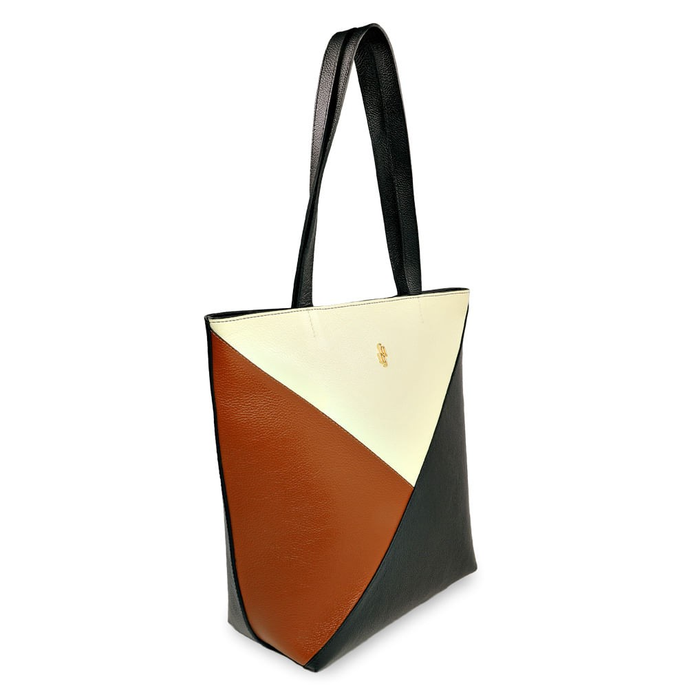 Bolsa Usaflex Tricolor Shopper
