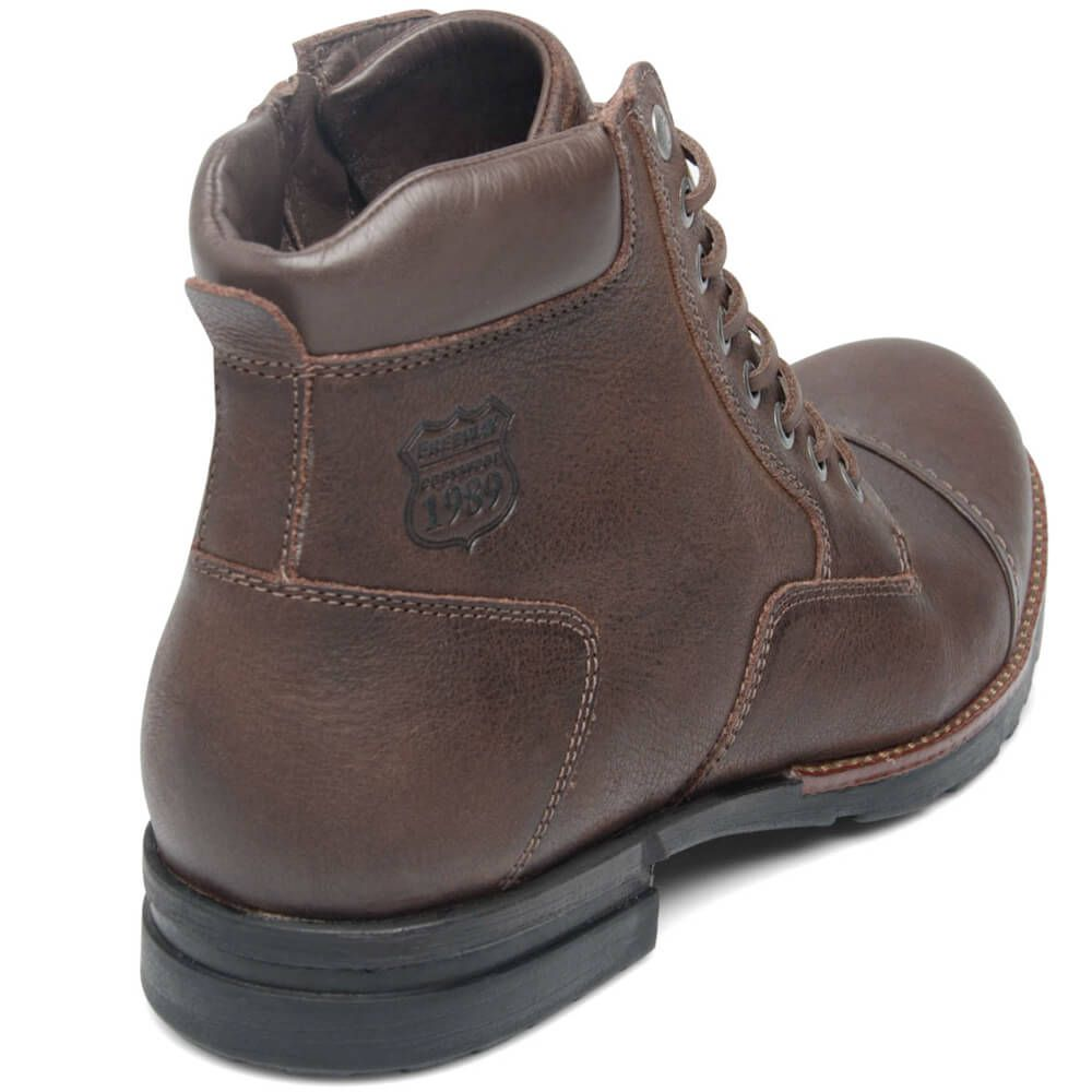Bota Freeway Soldier Couro Discovery