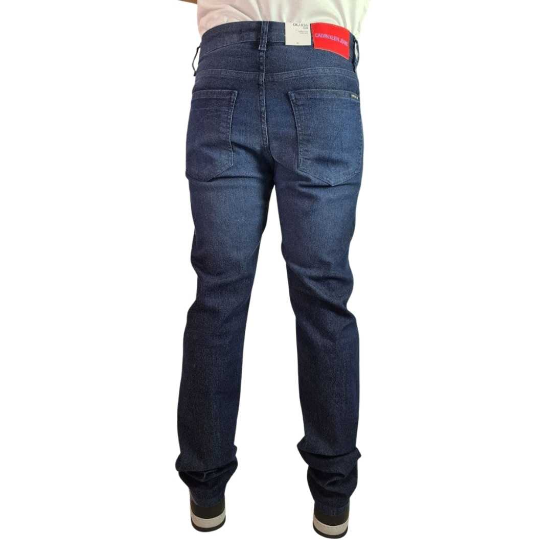 Calça Calvin Klein Jeans Five Pockets Slim