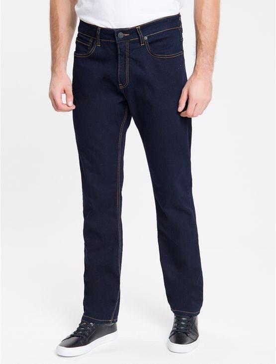 Calça Jeans Straicht Calvin Klein