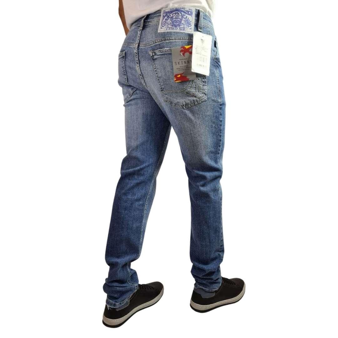 Calça Cavaleira Jeans Skinny Marcus