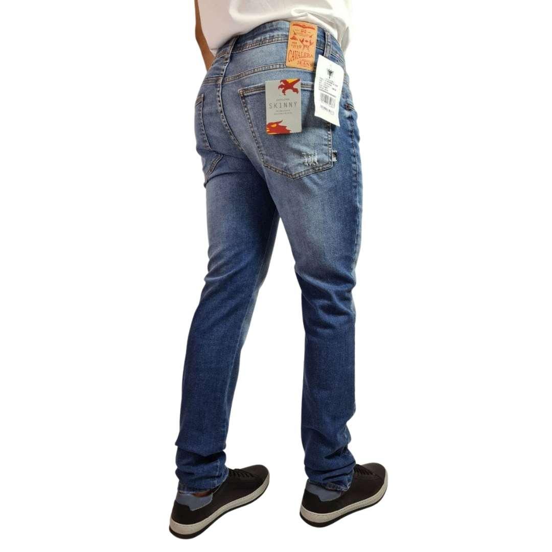 Calça Cavalera Jeans Nick Skinny