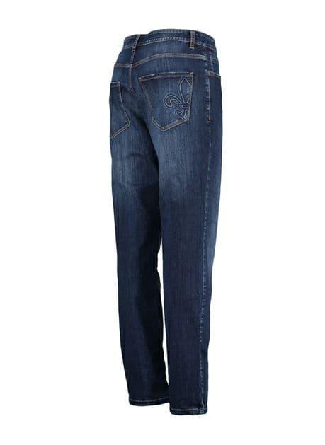 Calça Jeans Bottons Longos Concept Detal Dudalina
