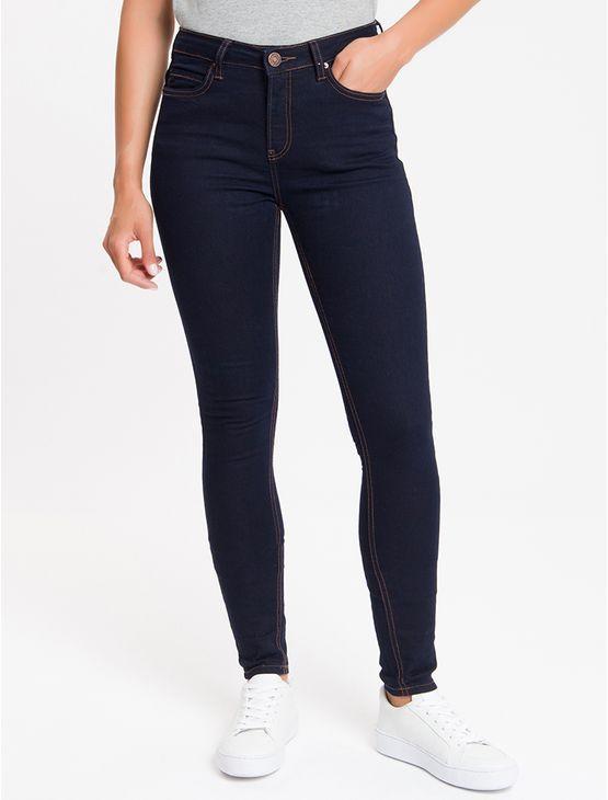Calça Jeans Five Pockets Super Skinny Calvin Klein