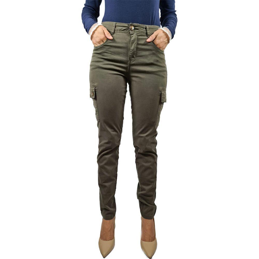 Calça Sarja Cargo Black Jeans