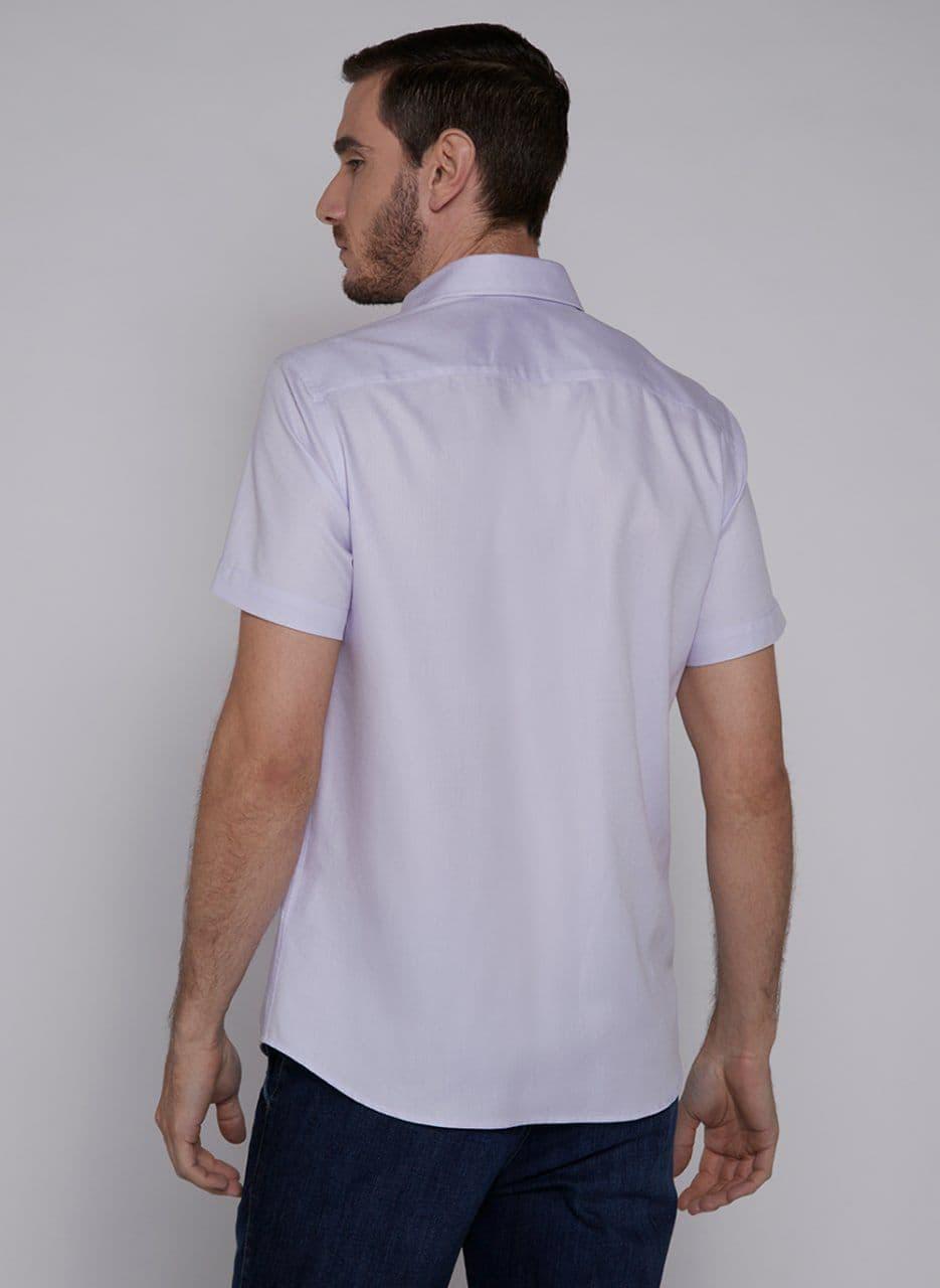 Camisa Individual Manga Curta Maquinetada Comfort