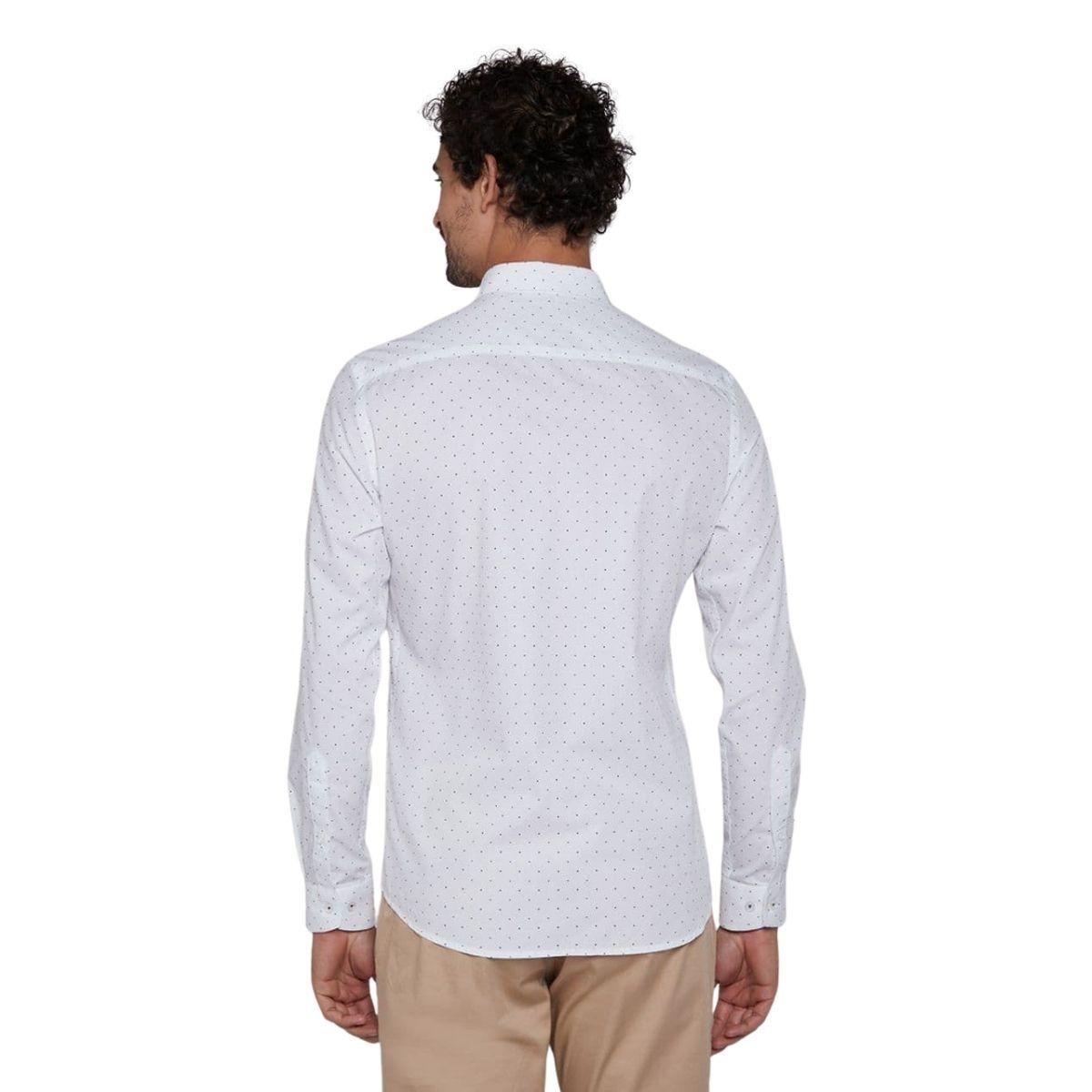 Camisa Individual Manga Longa Concept Fit Poa