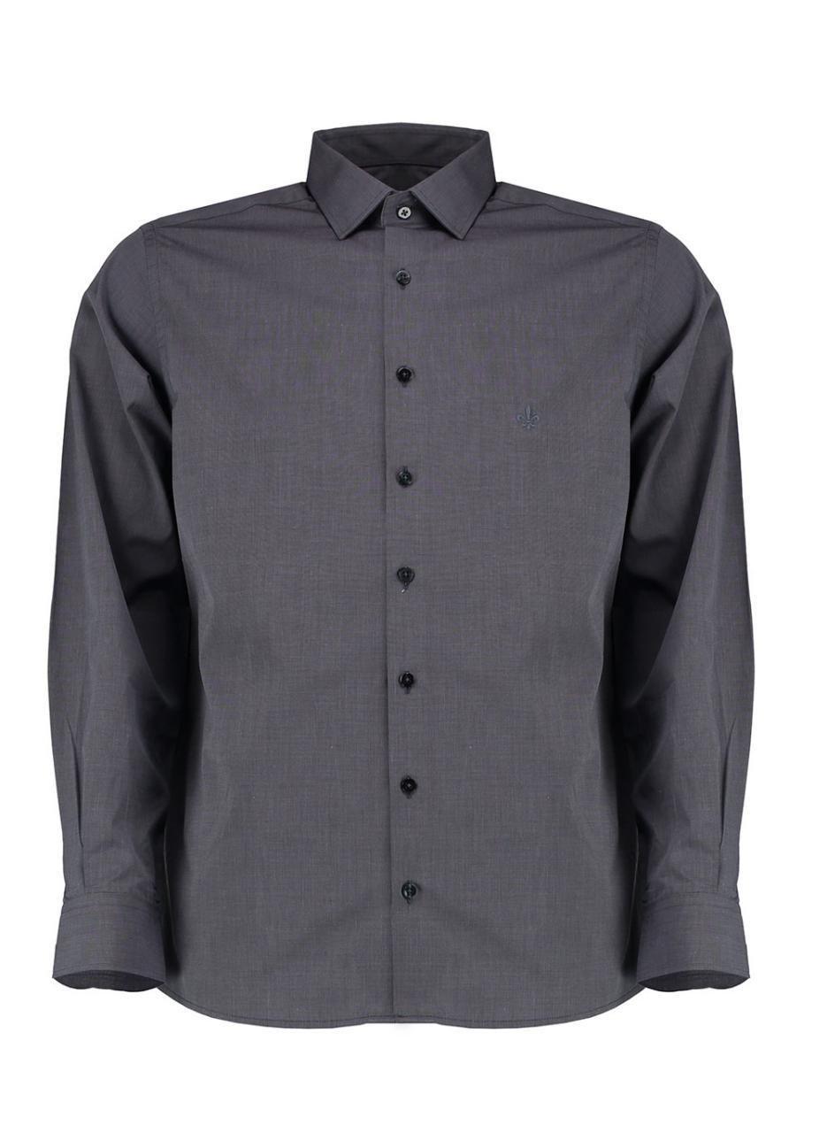 Camisa ML Wrikle Free Dudalina
