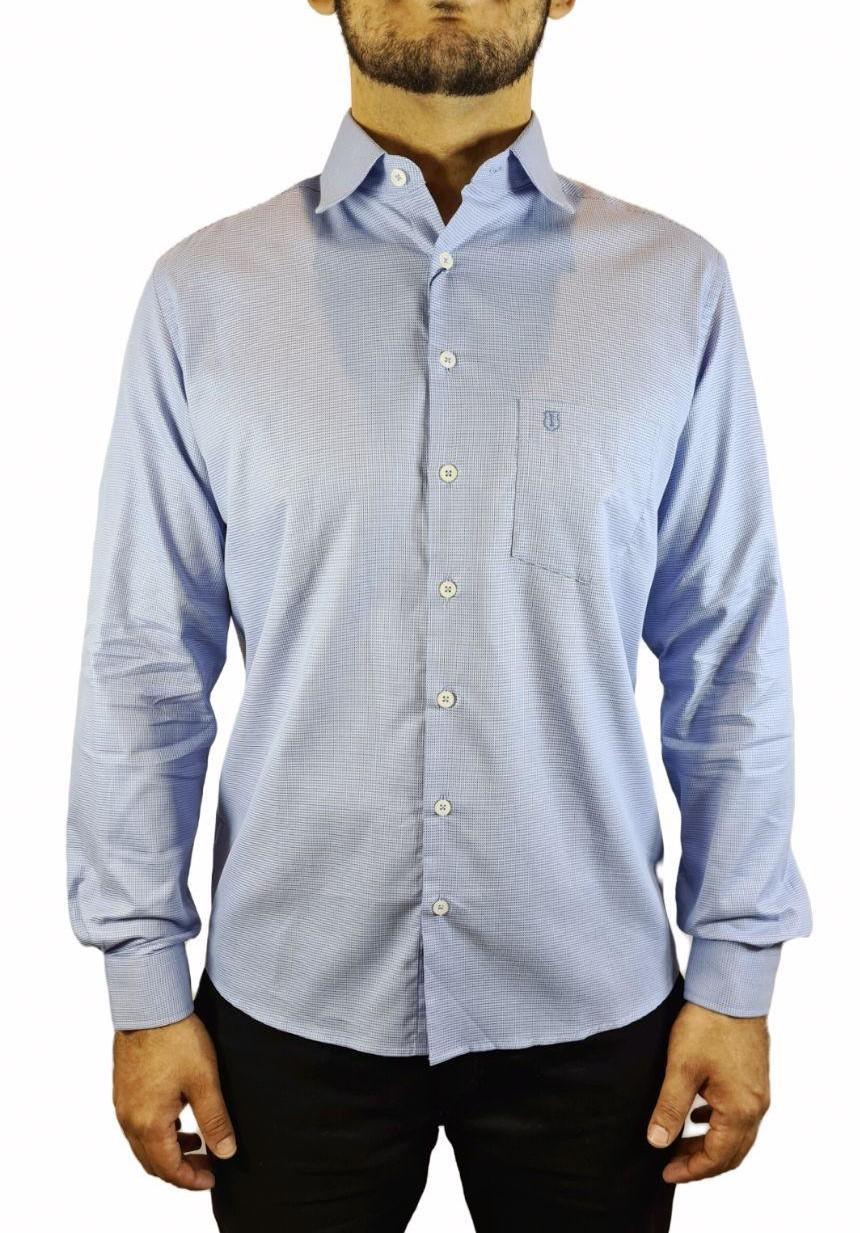 Camisa Ml Classic Maquinetada Individual