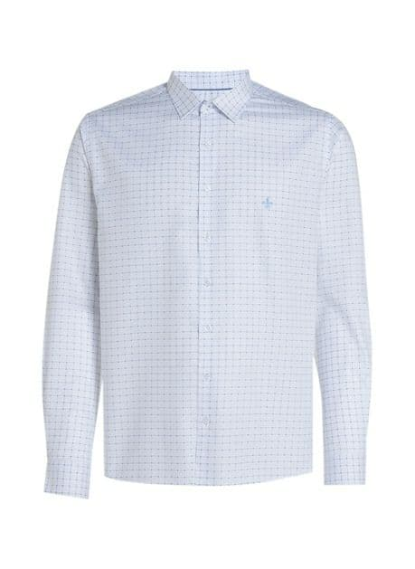 Camisa ML Ft Maquinetado Dudalina