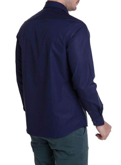 Camisa Ml Maquinetada Listrada Dudalina
