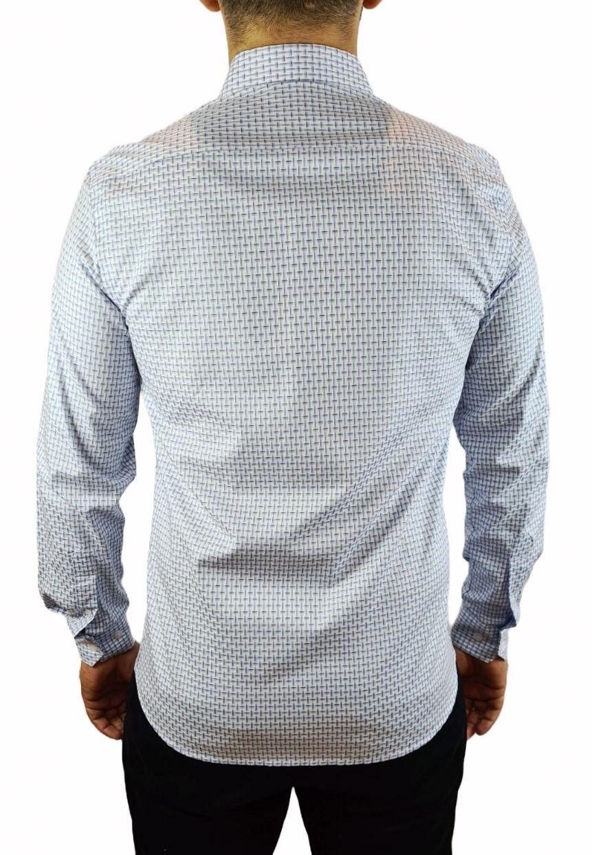 Camisa Ml Slim Individual