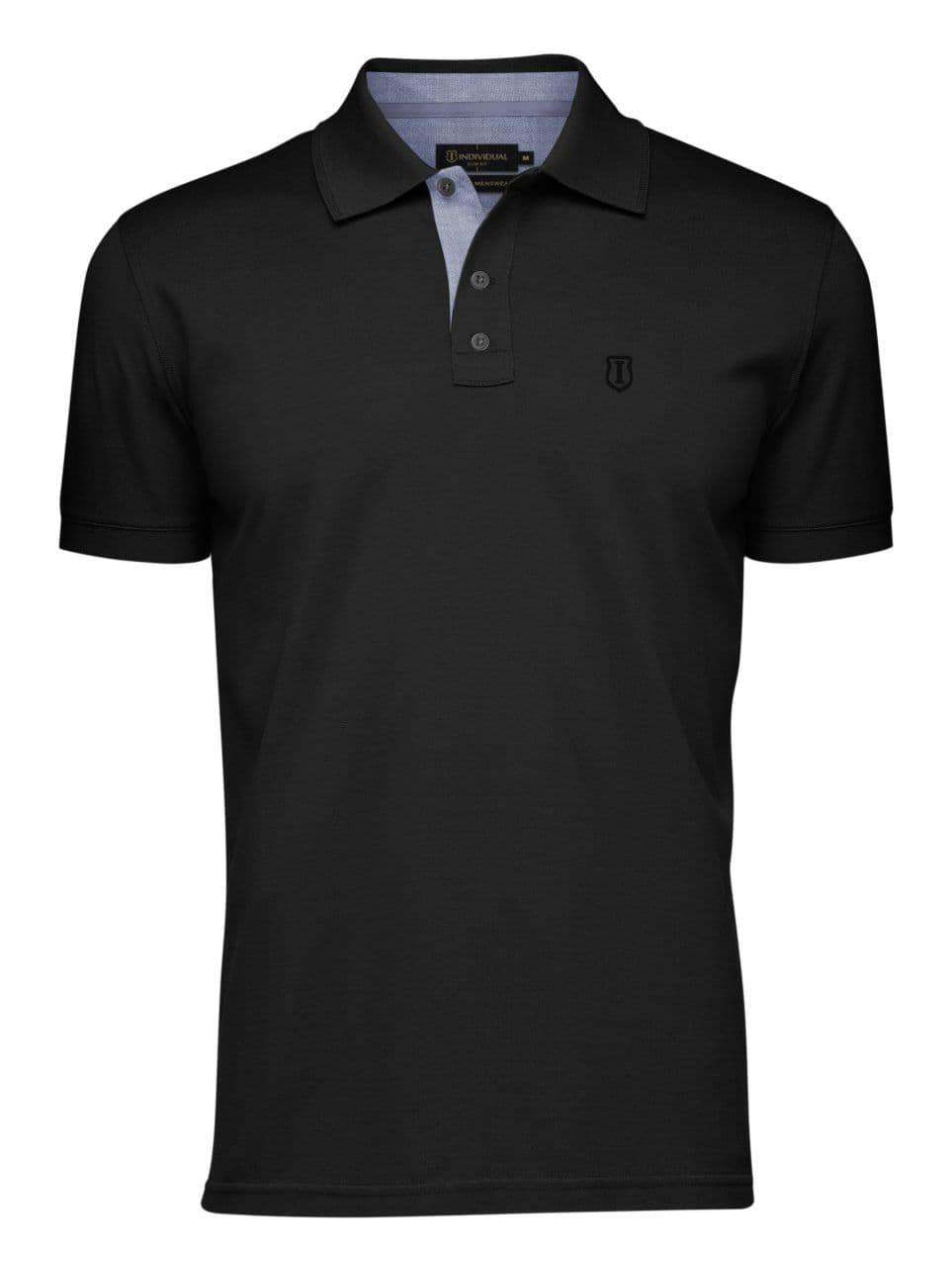 Camisa Polo Individual Manga Curta Pima Basica